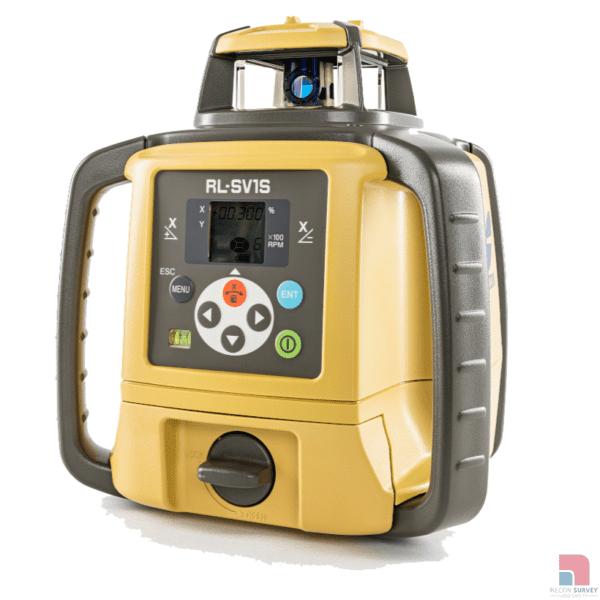 RL SV1S Rotating Laser Topcon 3 1