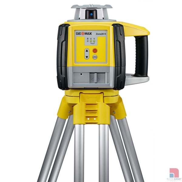 geomax zone20 h laser level 875 p