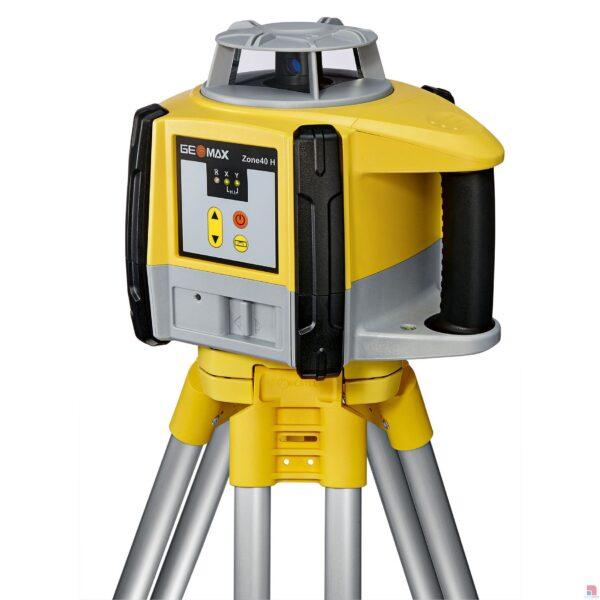 geomax zone40 h laser level 2 877 p