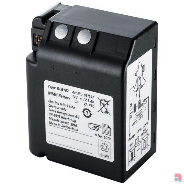 leica geb187 battery 1